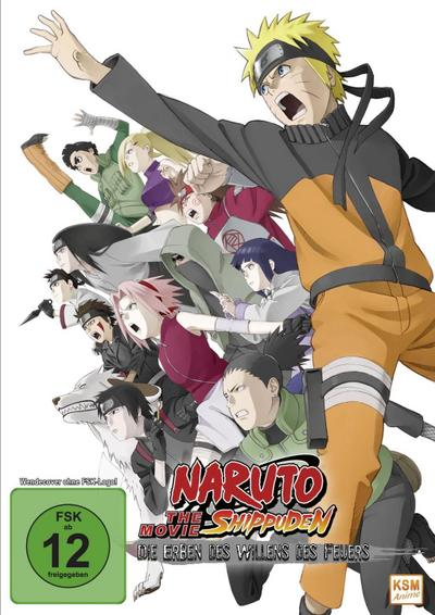 Naruto Shippuden - The Movie 3 : Die Erben des Willens des Feuers