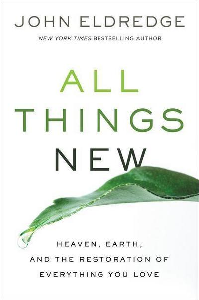 All Things New: Heaven, Earth, and the Restoration of Everything You Love