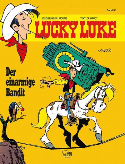 Lucky Luke 33 - Der einarmige Bandit