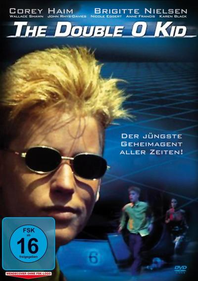 The Double 0 Kid - MIG Filmgroup - DVD, Englisch| Deutsch, Corey Haim, USA, USA