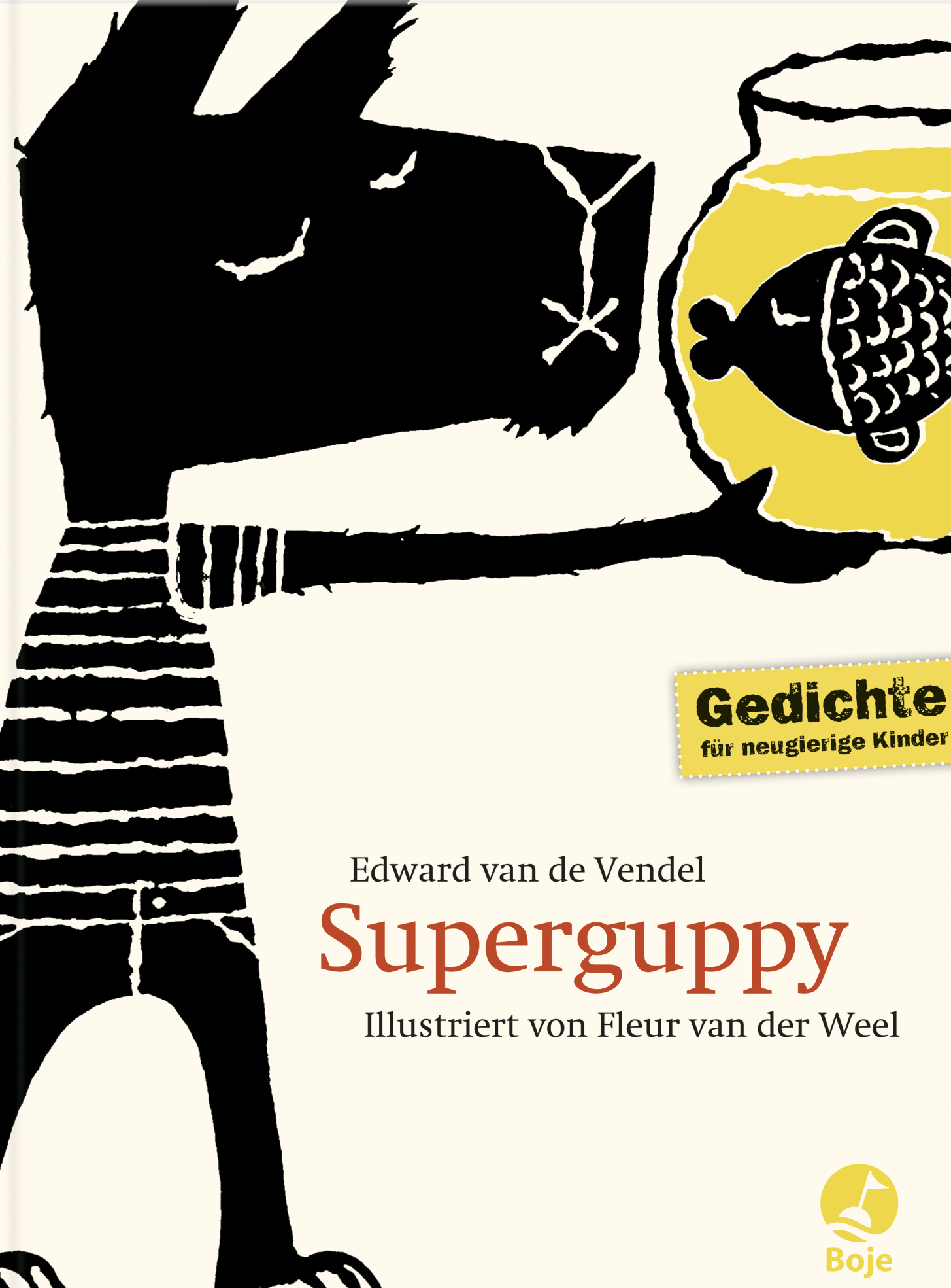 Superguppy (Boje) Edward van de Vendel