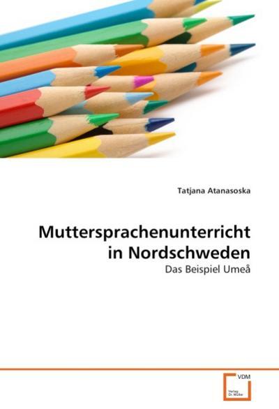 Muttersprachenunterricht in Nordschweden