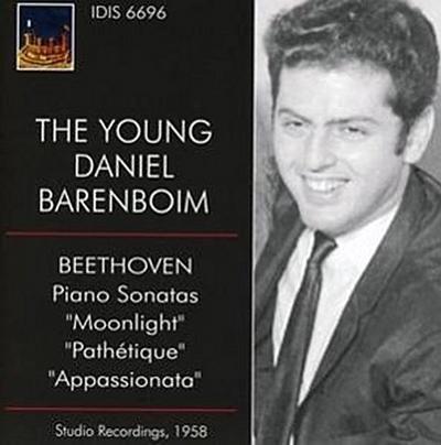 Der junge Barenboim spielt Beethoven