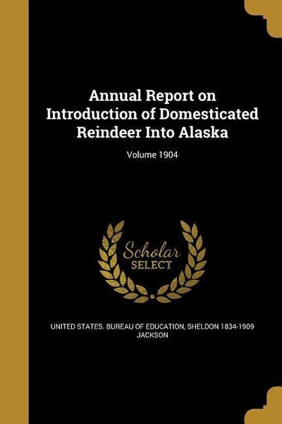 ANNUAL REPORT ON INTRO OF DOME