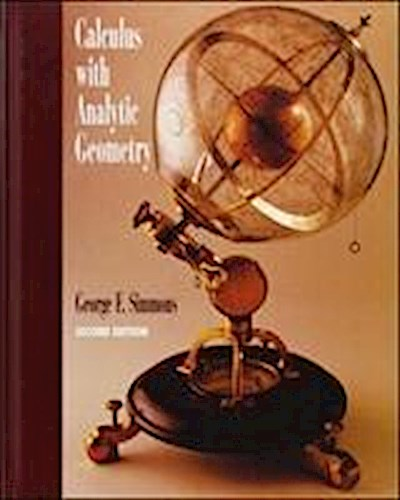 Calculus with Analytic Geometry George F. Simmons