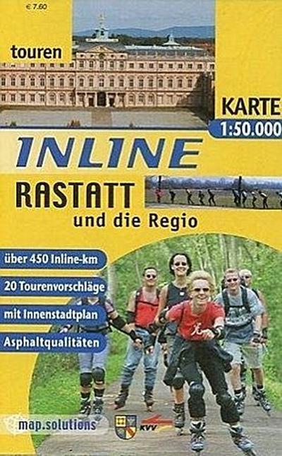 Inline Rastatt und die Regio 1 : 50 000