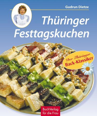 Thüringer Festtagskuchen