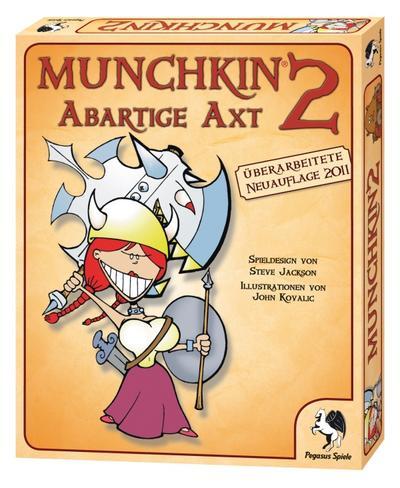 Pegasus Spiele 17212G - Munchkin 2