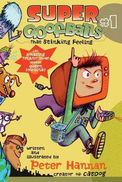 Super Goofballs, Book 1: That Stinking Feeling