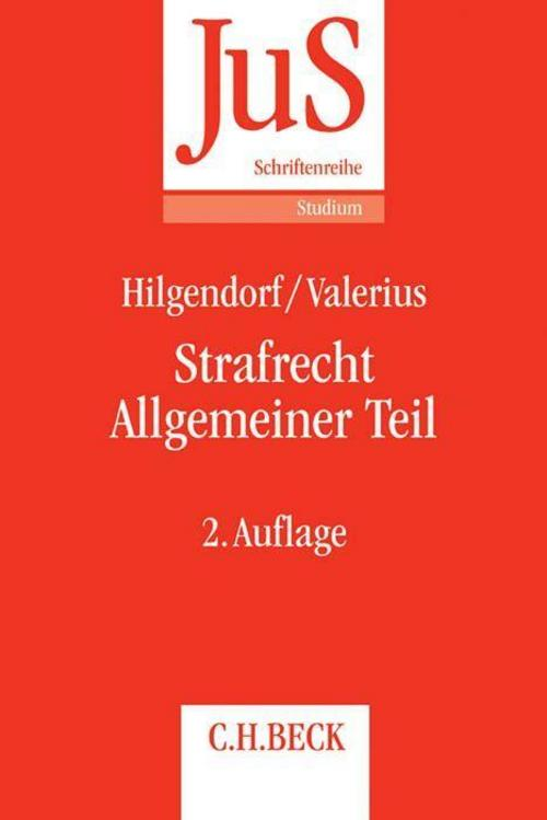 Strafrecht Allgemeiner Teil Eric Hilgendorf