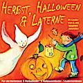 Herbst, Halloween und Laterne