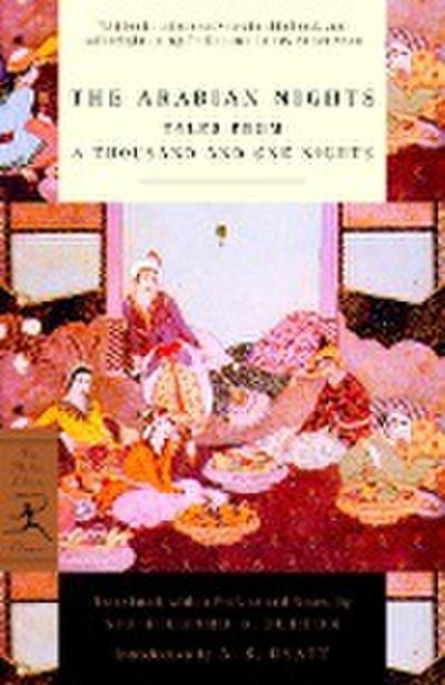 Mod Lib Arabian Nights