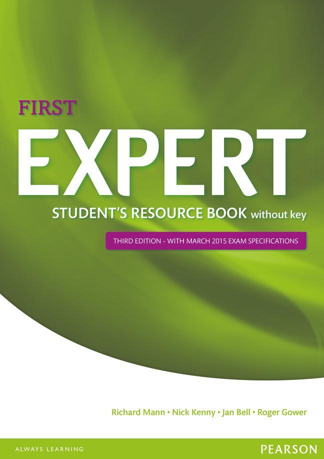 Nick Kenny / Expert First. Student's Resource Book without K ... 9781447980636