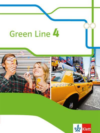 Green Line 4. Schülerbuch. Neue Ausgabe