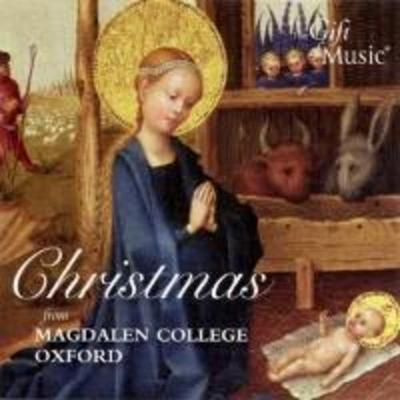 Christmas from Magdalen College,Oxford