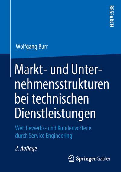 Markt- und Unternehmensstrukturen bei technischen Dienstleistungen