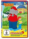 Benjamin Blümchen Bilderbuch-DVD: Streitgeschichten