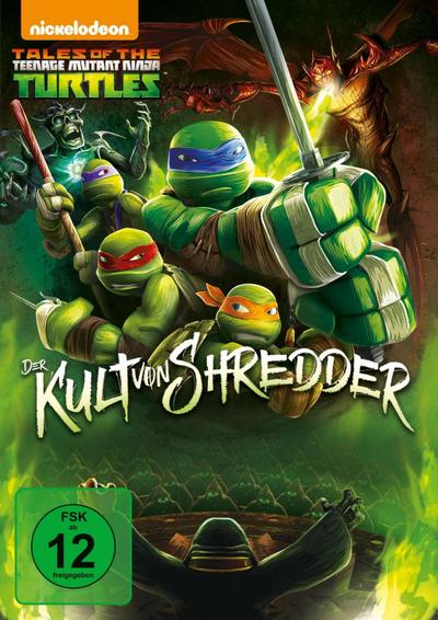 Tales of the Teenage Mutant Ninja Turtles - Der Kult von Shredder