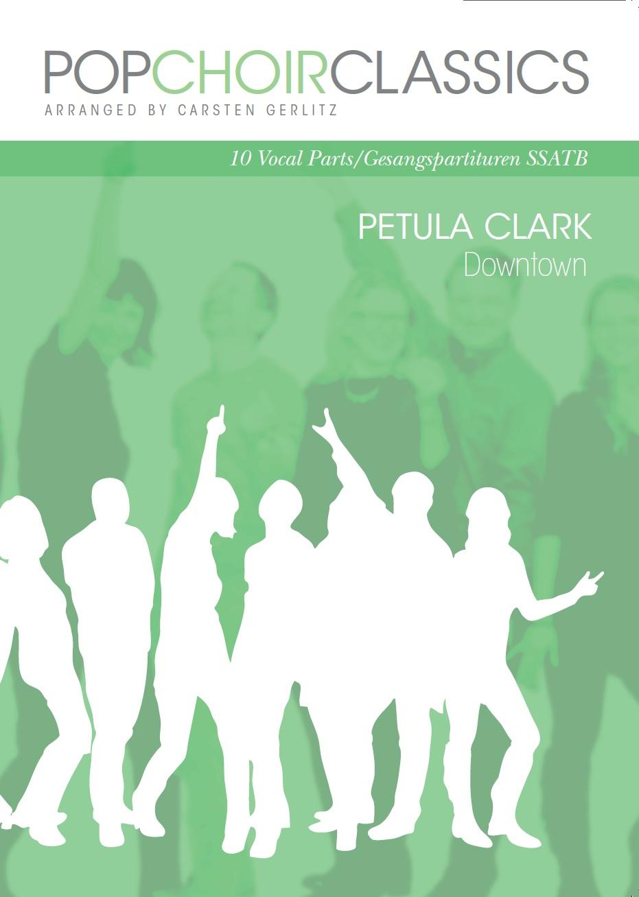 POPCHOIRCLASSICS Petula Clark - Downtown Carsten Gerlitz
