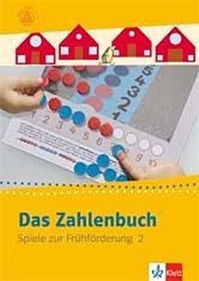 Das Zahlenbuch. Frühförderung. Spielebuch 2