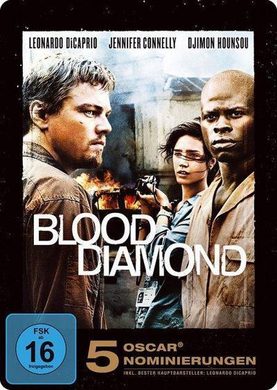 Blood Diamond - Steelbook