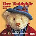 Der Teddybär 2018 - Broschürenkalender - Wandkalender