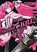 Akame ga KILL!, deutsche Ausgabe. Bd.2