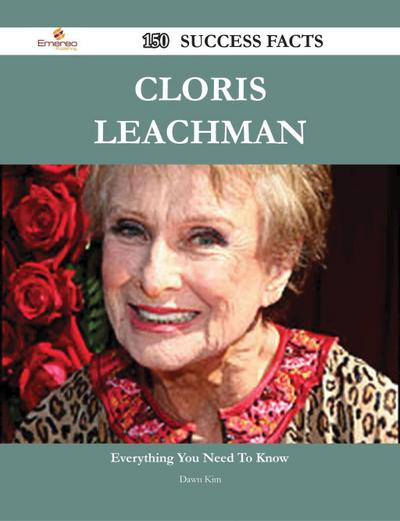 Cloris Leachman 150 Success Facts - Everything you need to know about Cloris Leachman