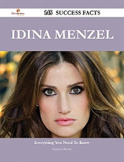 Idina Menzel 145 Success Facts - Everything you need to know about Idina Menzel