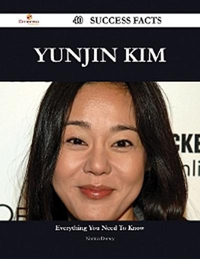 Yunjin Kim 40 Success Facts - Everything you need to know about Yunjin Kim