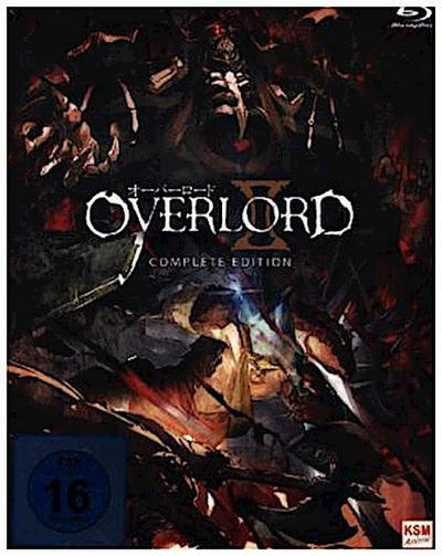 Overlord - Complete Edition. Staffel.2, 3 Blu-ray
