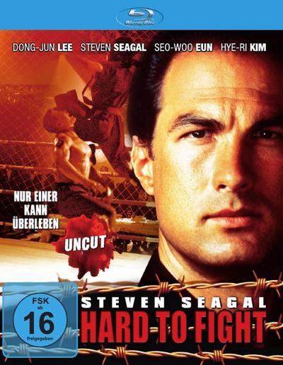 Hard to fight - uncut Edition (Blu-ray)