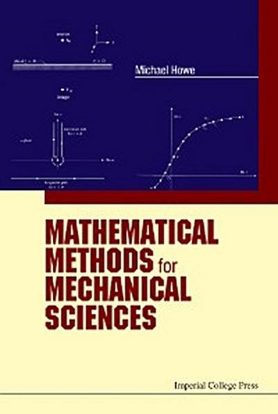 Mathematical Methods For Mechanical Sciences