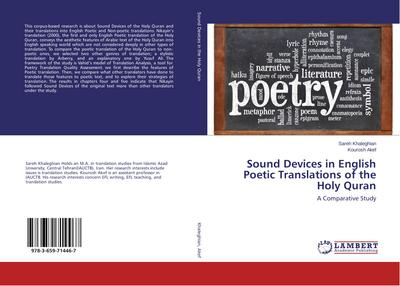 Sound Devices in English Poetic Translations of the Holy Quran