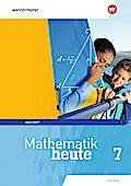 Mathematik heute 7. Arbeitsheft mit Lösungen. Hessen