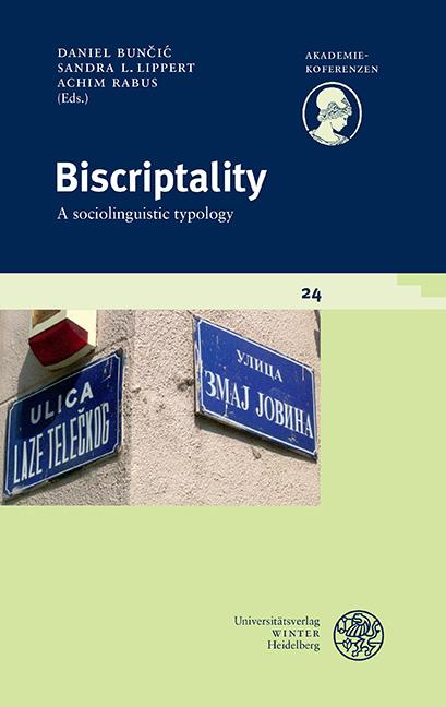 Biscriptality Daniel Buncic