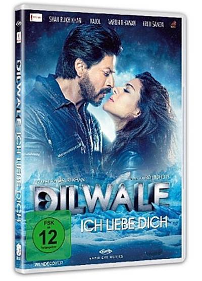 Dilwale - Ich liebe Dich (Vanilla), 1 DVD