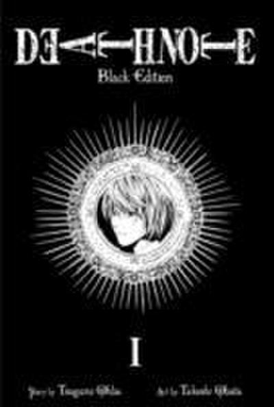 Death Note Black Edition, English edition. Vol.1