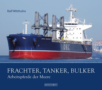 Frachter, Tanker, Bulker