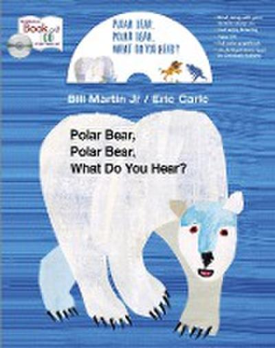 Polar Bear Book and CD Storytime Set [With CD (Audio)]