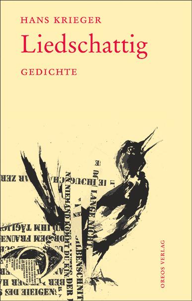 NEU Liedschattig Hans Krieger 184572