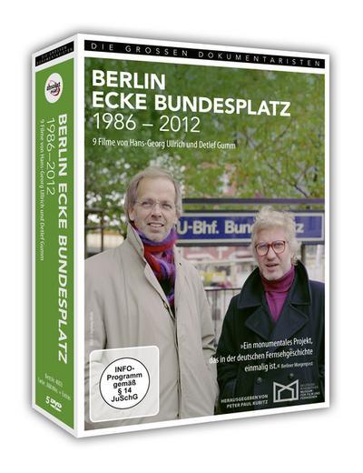 Berlin - Ecke Bundesplatz