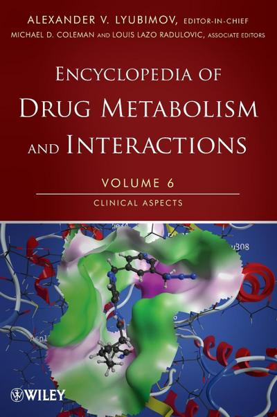 Encyclopedia of Drug Metabolism and Interactions. Vol.6
