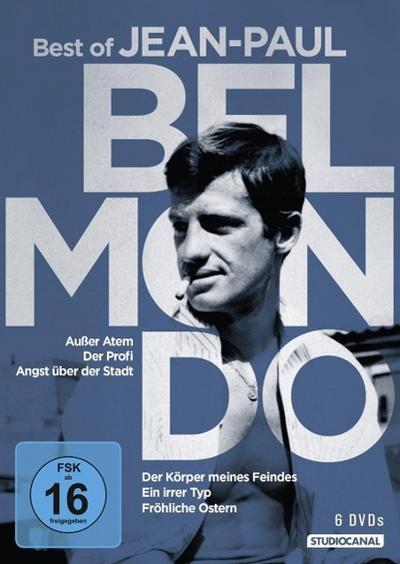 Best of Jean Paul Belmondo