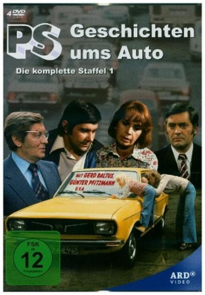 PS - Geschichten ums Auto