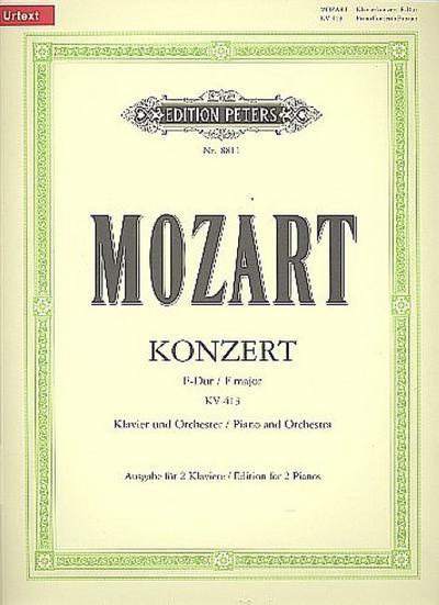 Konzert F-Dur KV 413 (387a)