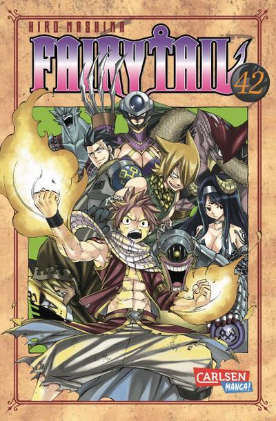 Fairy Tail 42