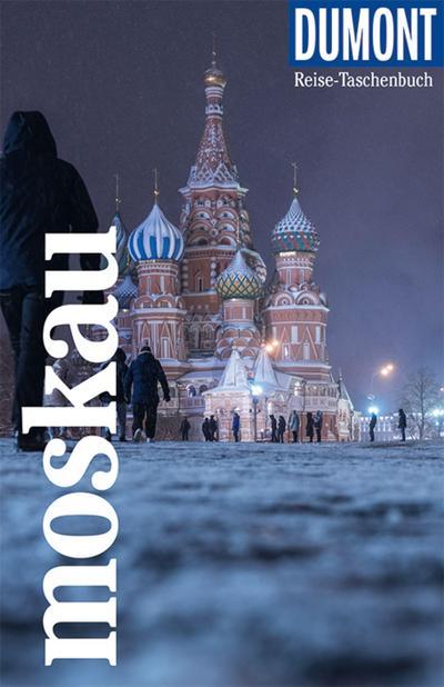 DuMont Reise-Taschenbuch Moskau