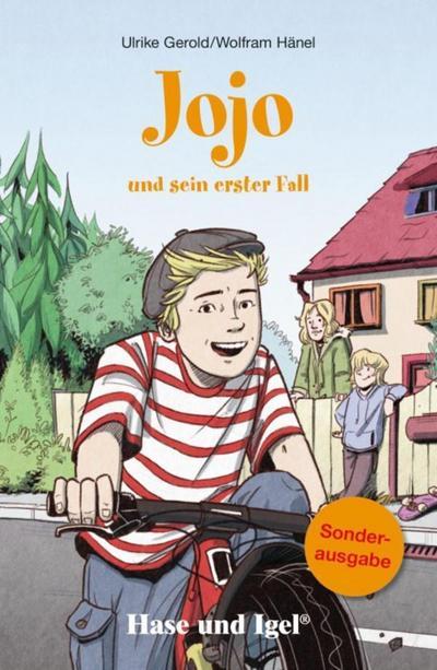 Jojo und sein erster Fall / Sonderausgabe: Schulausgabe - Hase Und Igel Verlag - Taschenbuch, Deutsch, Ulrike Gerold, Wolfram Hänel, ,