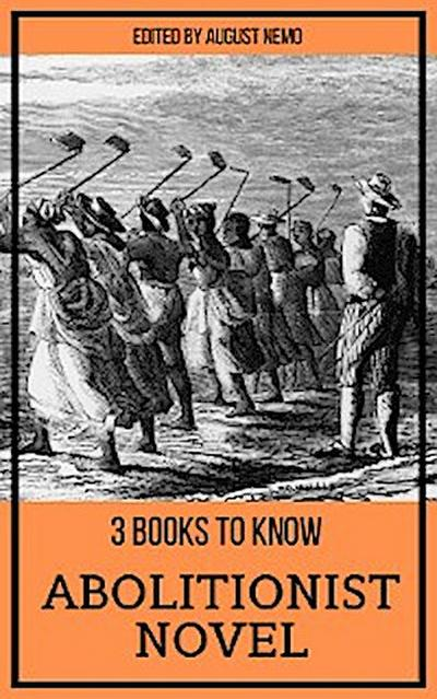 3 books to know - Abolitionist Novel